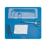 Medline Suture Removal Tray