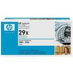 HP 29X Toner Cartrid1 x Black 10000 Pages