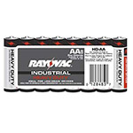 Rayovac Heavy-Duty Shrink Pack Battery, AA