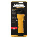 Rayovac 41962 2cell D Industrialflashlight Yellow w/Kr