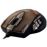Steel Series North America World Of Warcraft: Cataclysm MMO Gaming Mouse