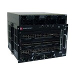 Enterasys S-Series S3 Chassis With 4 Bay PoE Subsystem - Switch