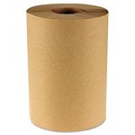 Boardwalk 6252, Natural Bulk Hardwound Roll Paper Towels, 350 Feet Per Roll