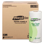 "Marcal Sunrise Bulk Household Roll Paper Towels, 11"" x 9"""