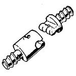 Ridgid Male Cable Coupling 3/4""
