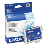Epson T0485 - Print Cartridge - 1 x Light Cyan - 430 Pages