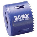 "Blu-Mol 2-1/4"" Bi-metal Hole Saw"