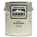Rust-Oleum Sierra Performance Beyond Multi Purpose Acrylic Enamel Paint, 1 gal, Navy Blue