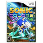 Sega Sonic Colors - Complete Package