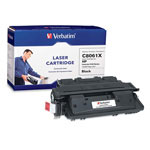 Verbatim Toner Cartridge (Replaces HP C8061X) - 1 x Black - 10000 Pages