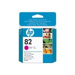 HP 82 Magenta Ink Cartridge ,Model CH567A ,Page Yield 298