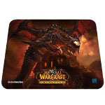Steel Series North America Qck World Of Warcraft Cataclysm Deathwing Edition - Mouse Pad