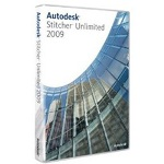 Autodesk Stitcher Unlimited 2009 - Complete Package