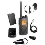 Cobra MR HH425LI VP- Combination VHF/GMRS with Rewind-Say-Again