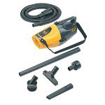 Shop Vac 1.5hp Portable Hand-held Vacuum 1-st
