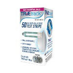Home Diagnostics True track Smart System Test Strips, 50 per Box