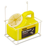 Stanley Bostitch Blade Disposal Container With Wire Rack, 11-081