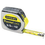 Stanley Bostitch Taperule Yellow P35me 1/