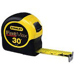 "Stanley Bostitch 1-1/4"" x 30' Fatmax Tape Rule"