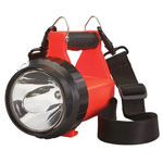 Streamlight Fire Vulcan LED Rechargeable Lantern, Orange
