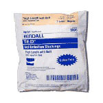 Kendall T.E.D. Stockings, Thigh Length with Belt, X-Small - Regular