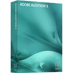 Adobe Adobe Audition - (V. 3) - Complete Package - 1 User - EDU - DVD - Win - Universal English