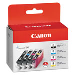 Canon CLI 8 - Ink Tank - 1 x Black, Yellow, Cyan, Magenta