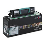Lexmark Toner Cartridge - 1 x Black - 6000 Pages - LRP / LCCP