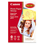 "Canon GP 502 - Glossy Photo Paper - 3.95"" x 5.9"" - 100 Sheet(s)"