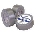 "Shurtape Technologies 209438 3"" x 60yds Silverduct Tape Economy Grd"