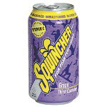 Sqwincher Can Drink, Grape, 12 Oz, 1 Case
