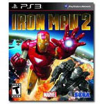 Sega Iron Man 2 - Complete Package