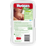 Huggies® Baby Wipes, Unscented, Travel Pack, 16 Per Pack