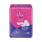 Depend® Poise Pads, Extra Plus Absorbency, 60 Per Pack