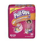 Pull-Ups® Girls X-Large, Mega Package