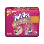 Pull-Ups® Girls Medium, Mega Package
