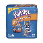 Pull-Ups® Boys, Large, Mega Package