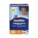Goodnites® Large / Extra Large Boys, Mega Package