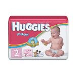 Huggies® Snug N Dry Diapers, Size 2