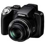 Nikon Coolpix P80 Digital Camera Black