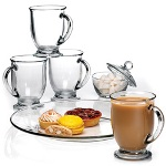 Anchor Hocking 6 pc. Café Mug Set