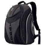 Mobile Edge MEBPE2 Express Backpack - Notebook Carrying Backpack - Black, Silver