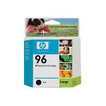 HP 96 Black Ink Cartridge ,Model C8767WN ,Page Yield 800