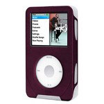 iSkin eVo4 Duo Crimson Case for iPod® Classic 80GB