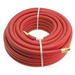 "Thermoid Hbd Industries 3/8"" Red Valuflex Hose 200# W.p. 700' Reel"