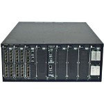 Qlogic 9100 ENTRY Model - Switch - 16 Ports - 4Gb Fibre Channel + 16 x SFP (empty) - 4U - Stackable