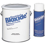 Tempil Bloxide° Rust Preventive Weldable Coating, Four 1 Gallon Cans