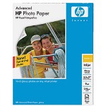 "HP Advanced Photo Paper - Glossy Photo Paper - Letter A Size (8.5"" x 11 In) - 210 G/m2 - 100 Sheet(s)"