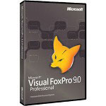 Microsoft Visual FoxPro Professional Edition - (V. 9.0) - Upgrade Package - 1 User - CD - Win - English - North America