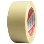 "Tesa Tapes 1"" x 60yds Ivory Clean Removing Tpp Strapping Ta"